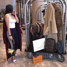 5acd898704e049 The bawssseee arrived 😏 Boujee Lifestyle, Luxury Lifestyle Fashion,  Hermes, Girly, Gucci