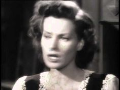 "Maureen O'Hara sings ""Let Him Love, Let Him Tarry"""