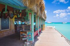 Aruba on Bitches Who Brunch. Travel Guide. Places I want to visit.