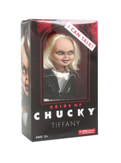 Bride Of Chucky Tiffany Talking Replica Doll | Hot Topic