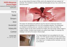Webcam de vigilancia en Raspberry Pi | gerdsLAB