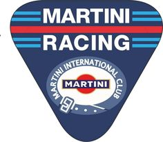 Martini Racing Decal Triangular Martini Racing decal, easy peel and stick, fuel and solvent resistant Size 80 x 80 mm Vespa 200, Slot Car Racing, Racing Team, Martini Rossi, Porsche Rsr, Williams F1, Martini Racing, Retro Logos, Car Posters