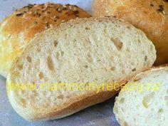 Bezlepkové housky Gluten Free Recipes, Bread, Baking, Food, Glutenfree, Gluten Free, Brot, Bakken, Essen
