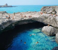 The Poesia Cave – Salento – Lecce - Puglia - Italy