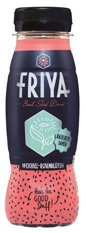 FRIYA Superfood Drink mit Basilikum Samen 200 ml Österreich