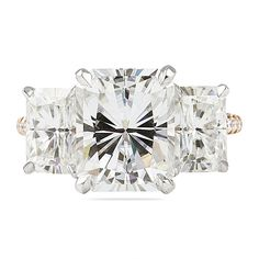 Fine Rings Jewelry & Watches Diplomatic Black Round Diamond Bridal Set 3.34 Ct Diamond Silver Ring Handmade !!