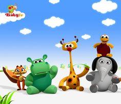 nombres de personajes de baby tv - Buscar con Google