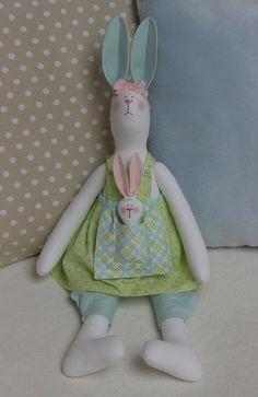 """Vicky und Ricky: Tilda Bunny """"Mother's LOVE"""""""