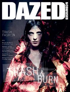 PAOLO ROVERSI FOR FOR DAZED & CONFUSED JULY 2013 COVER