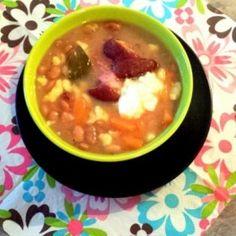 bableves receptek | NOSALTY Hungarian Cuisine, Cheeseburger Chowder, Soup, Soups