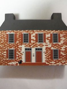 1986 The Cats Meow John Belville House Series IV Signed  $13.95/FS
