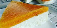 Dietetyczny serknik z brzoskwiniami