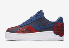 Nike Air Force 1 Low 'Floral Sequin' Pack - EU Kicks: Sneaker Magazine