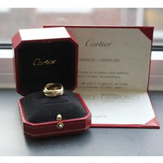 Tip: Cartier Jewelry (Gold)