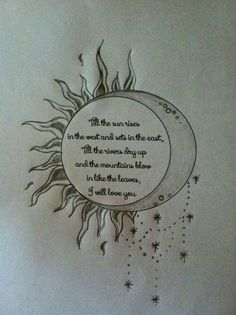 Sun And Moon Quotes Best Quotes Ever