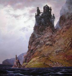 Dragonstone, Seat of house Targaryen