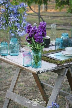 Rustic accents and southern decor for San Antonio weddings and events by Goen South