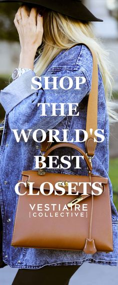 Discover the leading marketplace for pre-owned luxury fashion. At Vestiaire Collective, shop brands such as Chanel, Hermès, Céline, Louis Vuitton, Cartier, Louboutin and more, directly from the closets of stylish women around the world.