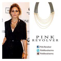 Get the Look #OliviaPalermo #PinkRevolver #GettheLook  De venta en www.pinkrevolver.com.mx