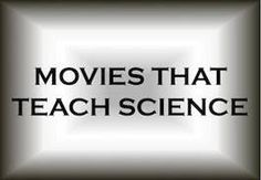 Pinner says: Movies that Help to Teach Science. From Apollo 13 to The Right Stuff, From October Sky to Inherit the Wind, a look at movies that can be used in the classroom (or at home) to give some insight into science and and the real world. Science Movies, Film Science Fiction, Science Videos, Science Resources, Science Lessons, Science Education, Science Fun, Science Room, Waldorf Education