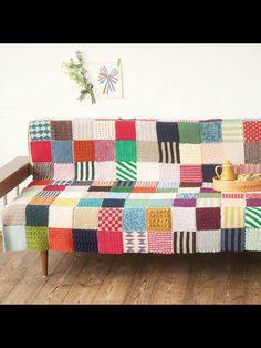 Love this ❤ crochet blanket!