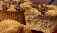Paleo Pecan healthy muffins / http://healthnutnation.com/2013/06/17/paleo-maple-pecan-muffins/