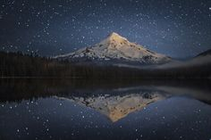A Firmament in the midst of the Waters by Ben Canales, via 500px