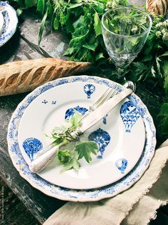 Tablescape for summer parties / Photo: IKEA