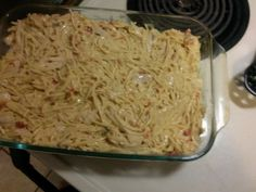 "Chicken spaghetti my way! """"  @allthecooks #recipe"
