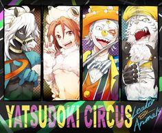 Oumagadoki Doubutsuen yatsudoki circus