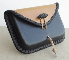 This item is unavailable Leather Projects, Leather Working, Leather Case, Saddle Bags, Envelope, Coin Purse, Pouch, Stylish, Belt Bags