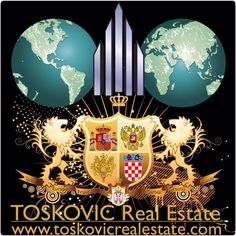 """TOSKOVIC Real Estate""  www.toskovicrealestate.com"