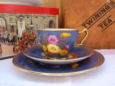 tea cup vintage | Vintage Tea Cups 749761 | Crown Staffordshire | Buy Vintage Antiques
