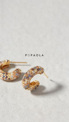 This just in. Get the new PDPAOLA Collection. Available now only at pdpaola.com Ear Jewelry, High Jewelry, Cute Jewelry, Photo Jewelry, Gold Jewelry, Jewelery, Women Accessories, Jewelry Accessories, Jewelry Design