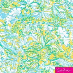 Lilly Pulitzer Beach Gypsies Lilly Pulitzer Patterns, Lilly Pulitzer Prints, Lily Pulitzer, Lilly Pulitzer Iphone Wallpaper, Fabric Patterns, Print Patterns, Digital Scrapbook Paper, Pattern Wallpaper, Background Patterns