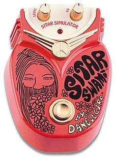 Sitar Swami Guitar Pedal