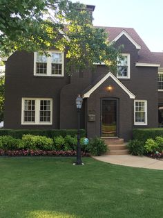 """Customer love from Tulsa, Oklahoma: """"Thought you might like to see how our light turned out.  We're very happy with the look.  Thank you for your assistance in helping us decide which style of light would work best with our house."""""""