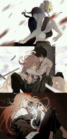 Manga Anime, Manga Art, Manhwa, Character Inspiration, Character Art, Character Design, Man Icon, Man Wallpaper, Angel And Devil