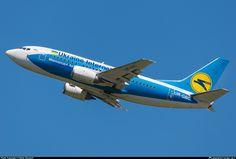 UR-GBC Ukraine International Airlines Boeing 737-5L9(WL)