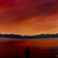 Voir l'image grand format Oil On Canvas, Painting, Image, Art, Landscapes, Art Background, Painting Art, Kunst, Paintings