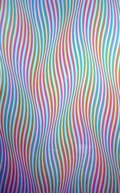 Bridget Riley playing with light and lines and started color after She created drawings that her assistants completed. Victor Vasarely, Bridget Riley Op Art, Illusion Art, Art Plastique, Geometric Art, Optical Illusions, Textures Patterns, Art History, Photo Art