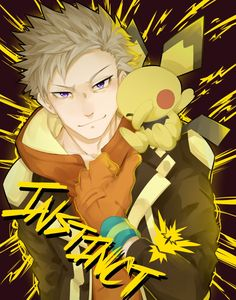 Spark with a Pichu