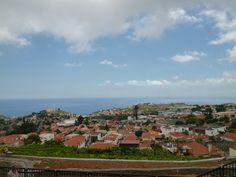 """Pico dos Barselos"", Funchal Madeira Portugal (Luglio)"