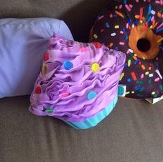 Cupcake pillow La crème ❤️