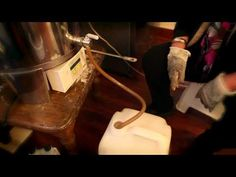 Episode How to brew an all grain wash for Single Malt Whiskey, explained for the home distiller. This episode builds the foundation for the home distil. Home Distilling, Moonshine Still, Scottish Recipes, Wine Drinks, Home Brewing, Whisky, Vodka, Cool Pictures, Beer