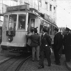 Eléctricos, Lisboa, Portugal