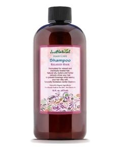 Relaxed Hair Shampoo 	  Instantaneously Revive Rejuvenate and Restore Relaxed Hair - Argan   Immediately improve your hair the instant that you use this shampoo for relaxed hair.  It is supernatural and like magic at how quickly you will improve the look and feel of your hair by using this sulfate free shampoo designed just for relaxed hair.