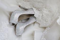 Yudhi Stepanie' Wedding Shoes