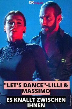 """Kriselt es etwa zwischen dem Favoriten-Paar? Während einer Probe für die """"Let's Dance""""-Liveshow hat es zwischen Lili Paul-Roncalli und Massimo Sinató ordentlich gekracht. Was dem Knall zwischen den Beiden steckt, liest du auf OKmag.de! #okmag"""