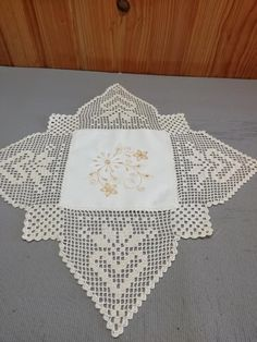 Fillet Crochet, Crochet Decoration, Cross Stitch Borders, Chrochet, Lace Trim, Crochet Patterns, Knitting, Joining Crochet Squares, Crochet Dinosaur